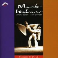 Stefano Bollani - Mambo Italiano (CD) - Cover