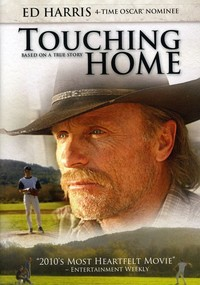 Touching Home (Region 1 DVD) - Cover