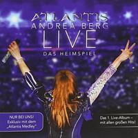 Andrea Berg - Atlantis-Live Das Heimspiel (CD)