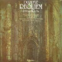 Durufle / Murray / Eco / Best - Requiem / 4 Motets (CD)