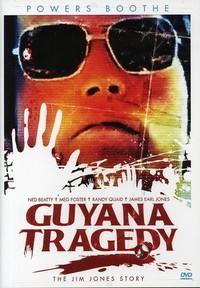 Guyana Tragedy: Jim Jones Story (Region 1 DVD) - Cover
