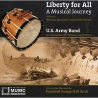 Us Army Band - Liberty For All: a Musical Journey 2 (CD) - Cover