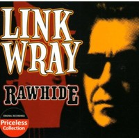 Link Wray - Rawhide (CD) - Cover