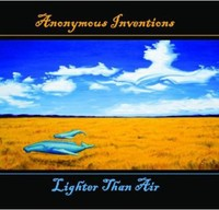 Anonymous Inventions - Lighter Than Air (CD) - Cover