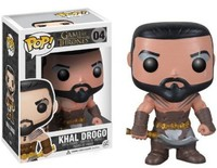 Funko Pop! Television - Game of Thrones Khal Drogo - Cover
