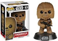 Funko Pop! Star Wars - Star Wars Chewbacca (the Force Awakens) - Cover