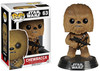Funko Pop! Star Wars - Star Wars Chewbacca (the Force Awakens)