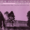 Armand Begue - Speak and Read French, Vol. 1: Basic (CD)