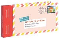 Letters to My Mom - Lea Redmond (Hardcover) - Cover