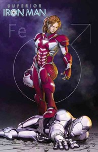 Superior Iron Man 2 - Tom Taylor (Paperback) - Cover