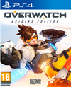 Overwatch (PS4) Cover