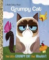 The Little Grumpy Cat That Wouldn't - Stephanie Laberis (Hardcover)