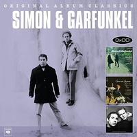 Simon & Garfunkel - Original Album Classics (CD)