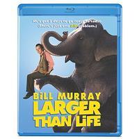 Larger Than Life (Region A Blu-ray)