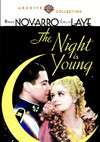 Night Is Young (Region 1 DVD)