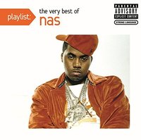 Nas - Playlist: the Very Best of Nas (CD) - Cover