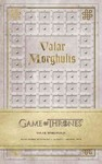 Game of Thrones: Valar Morghulis Hardcover Ruled Journal - . (Hardcover)