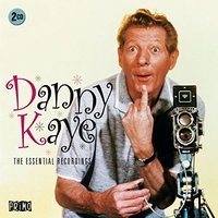Danny Kaye - Essential Recordings (CD) - Cover