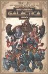 Steampunk Battlestar Galactica 1880 - Tony Lee (Paperback)