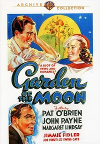 Garden of the Moon (Region 1 DVD) - Cover