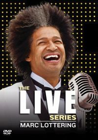 Marc Lottering - The Live Series (DVD) - Cover