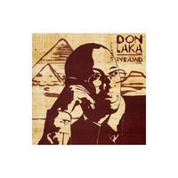 Don Laka - Pyramid (CD) - Cover