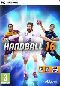 IHF Handball Challenge 16 (PC) - Cover