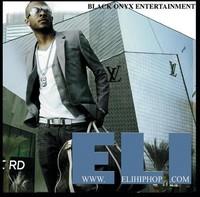 Eli - Black Onyx Ep (CD) - Cover