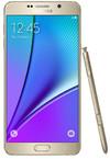 Samsung Galaxy Note 5 LTE Smartphone - Gold 32GB