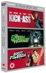 Kick-Ass / Scott Pilgrim Vs. The World / The Green Hornet (DVD)