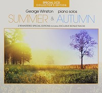George Winston - Summer & Autumn (CD) - Cover