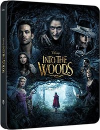 Into the Woods (Region A Blu-ray) - Cover