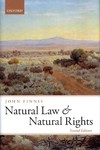 Natural Law and Natural Rights - John Finnis (Hardcover)