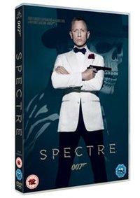 Spectre (DVD) - Cover