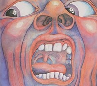 King Crimson - In the Court of the Crimson King (Region 1 DVD) - Cover