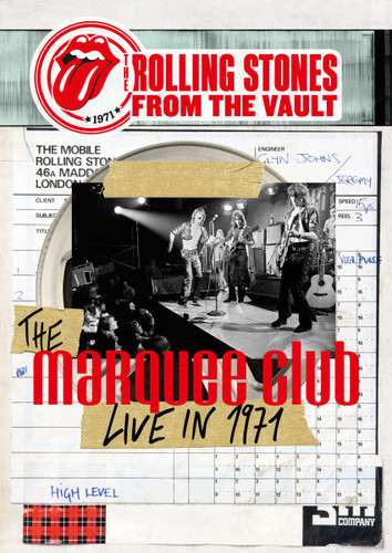 Rolling Stones From The Vault The Marquee Club Live In