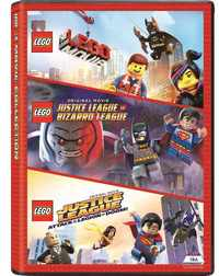 Lego Collection (DVD) - Cover