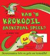 Wilde diere - Feite en geite: Kan 'n krokodil basketbal speel? - Camilla de la Boyere (Paperback)