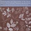 Morris Schreiber - Understanding and Appreciation of the Novel (CD)