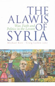 The Alawis of Syria - Michael Kerr (Hardcover) - Cover