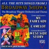 National Theatre Singers & Orchestra - Broadway Shows (CD)