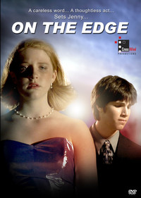 On the Edge (Region 1 DVD) - Cover