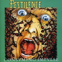 Pestilence - Consuming Impulse (CD) - Cover
