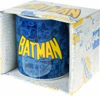 60's Batman Logo Boxed Mug - Cover