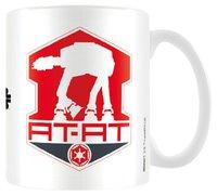 """Star Wars """"AT-AT Logo"""" Boxed Mug - Cover"""
