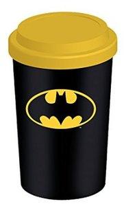 Batman Logo Travel Mug - Cover