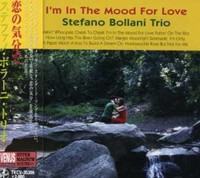 Stefano Bollani - I'M In Mood For Love (CD) - Cover