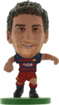 Soccerstarz - Barcelona Lionel Messi - Home Kit (2015 Version)