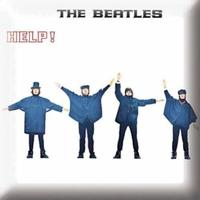 Beatles Help! Album Pin Badge