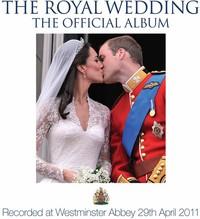 Various Artists - Royal Wedding (CD) - Cover